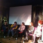 Panel Cyberfeminismus und Girls on Web